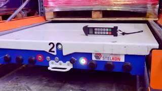 видео: Модернизация складов. Шаттловые системы стеллажей