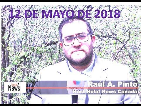 Hola News Canada -  12 Mayo Hola News