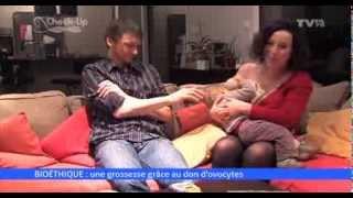 Check Up – Le don d'ovocytes