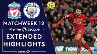 Liverpool V. Manchester City   Premier League Highlights   11/10/19   Nbc Sports