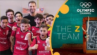 Can French handball legend Jerome Fernandez save this struggling team? | The Z Team