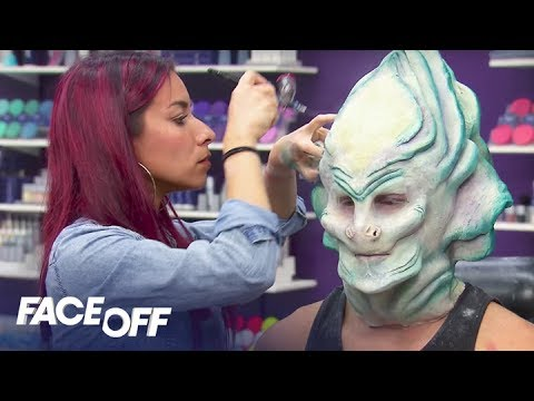 FACE OFF  Season 12:    SYFY