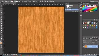Quick tip: How to create a wood  background effect using Photoshop