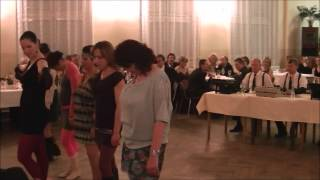 Opočnické divadélko o. s. - Miss Moskva - Včelařský ples Městec Králové, 15. 2. 2014