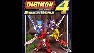 440. GCN - Digimon World 4 Vine Tunnel