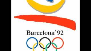 Barcelona 1992 Olympics music - Fanfarria Promenade (Medal Ceremony music)