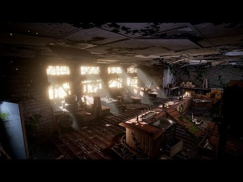 3D Environment | Abandoned Pub | Unreal Engine 4