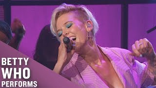 Betty Who Gives Us One Last Summer Bop | Full Frontal on TBS