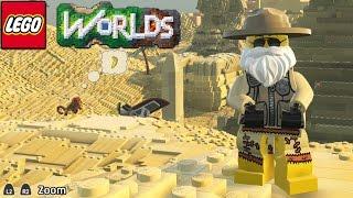 Lego Worlds - Dusty Dunes [6]