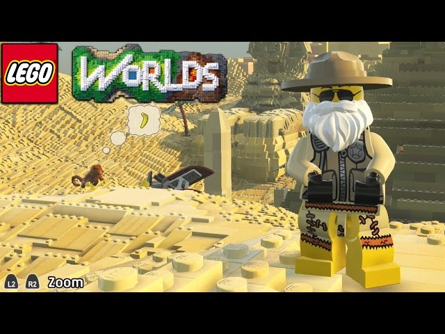 Lego Worlds - Dusty Dunes [6]