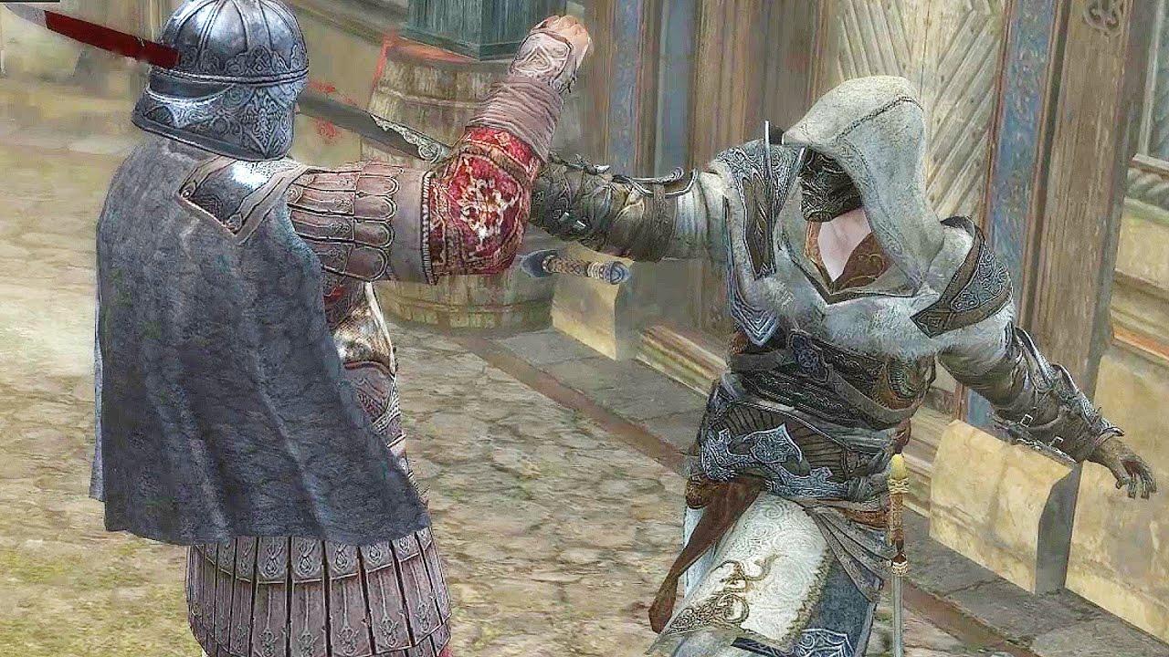 assassins creed revelations turkish armor ezio combat