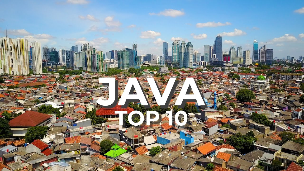 Download Top 10 Places to Visit on Java - Indonesia Travel Video (Documentary)