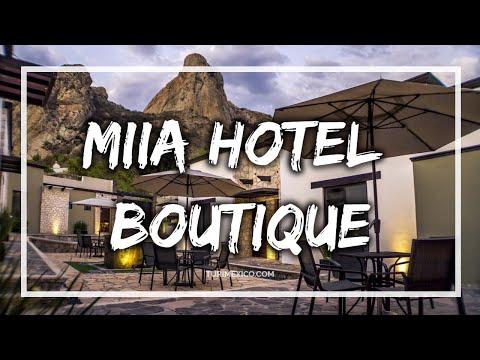 Miia Hotel Boutique en Bernal