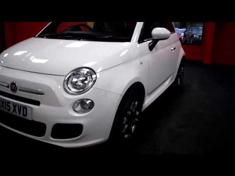 2015 15 FIAT 500 1.2 S 3D 69 BHP