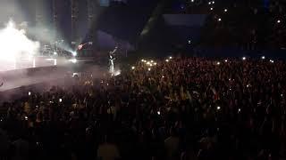 LOVE - Kendrick Lamar - Live - Perth Arena - 10 July 2018