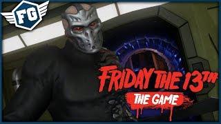 Friday the 13th: The Game - Jason X A Další Tajemství