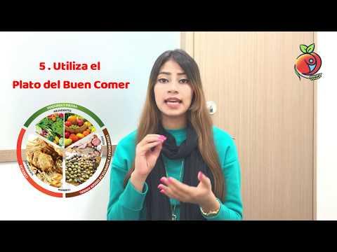 Nutricionista te dice cómo bajar de peso SIN hacer dieta  // Hablemos de Nutrición