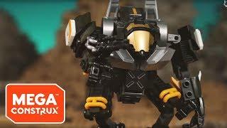 Build Beyond™: The Battle Begins | Halo | Mega Construx