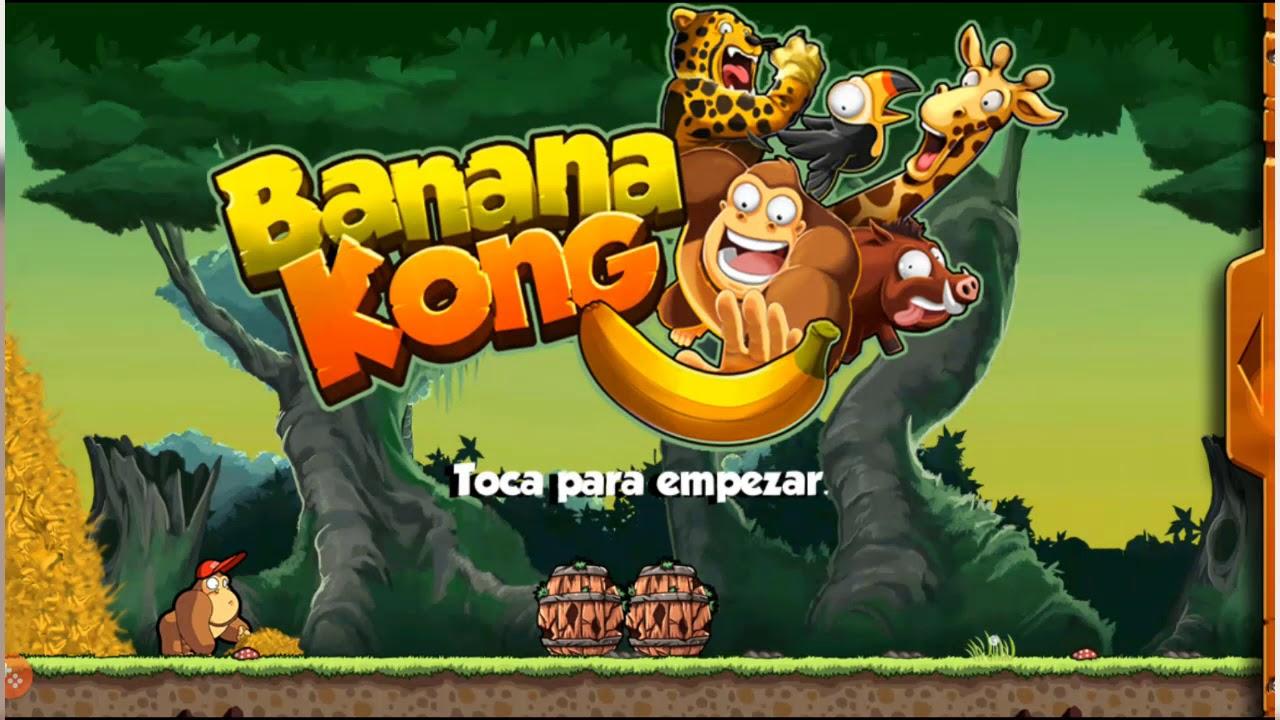 banana kong mod apk ios
