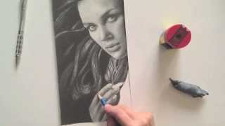 Elizabeth Swann (speed-drawing)