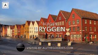 Bryggen - UNESCO world heritage site in Bergen, Norway | allthegoodies.com