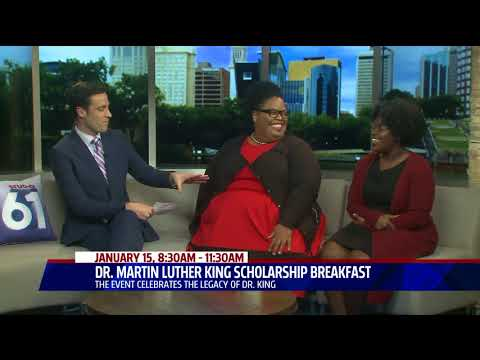 33RD ANNUAL DR. MARTIN LUTHER KING, JR. SCHOLARSHIP BREAKFAST IN HARTFORD