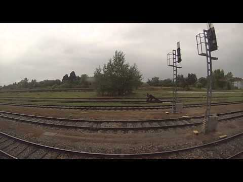 Vienna, Austria to Bratislava, Slovakia - REX 2518 HD (2013)