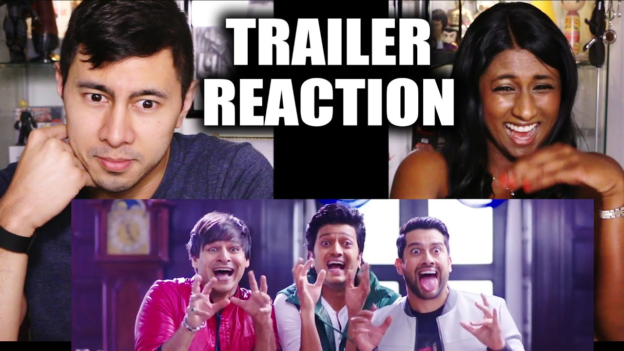 grand masti trailer youtube