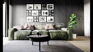 Apartment unreal engine archviz animation