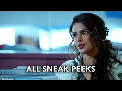 "Quantico 3x01 All Sneak Peeks ""The Conscience Code"" (HD) Season 3 Episode 1 All Sneak Peeks"