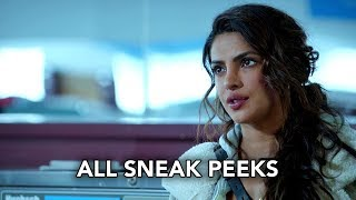 "Quantico 3x01 All Sneak Peeks ""The Conscience Code"" (HD) Season 3 Episode 1 All Sneak Peeks"