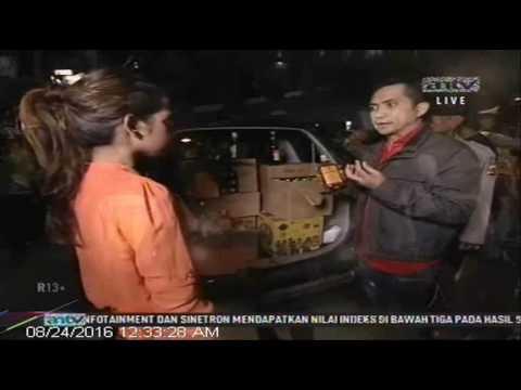 [ANTV] Polres Cirebon Kota Gelar Operasi Cipta Kondusif 23-08-16