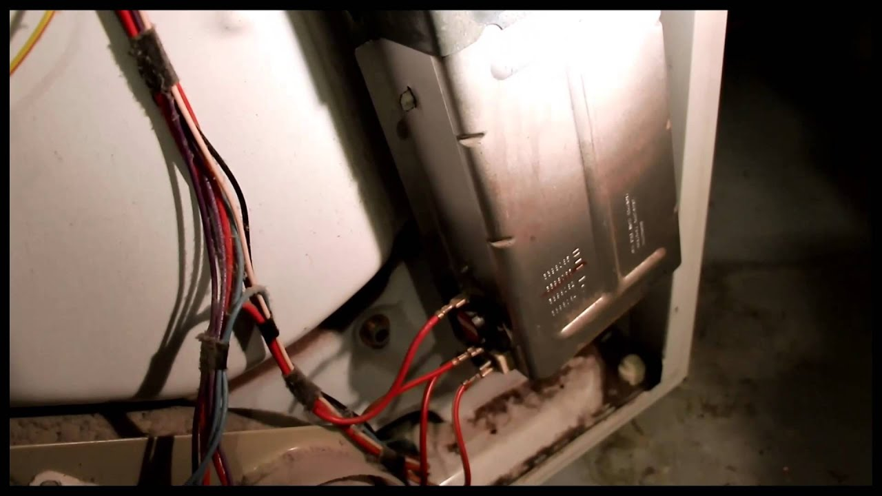Kitchenaid Dryer Fix Not Heating