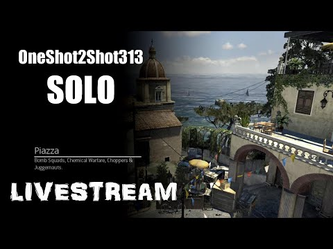 MW3 Survival Solo Piazza (18 As Specified By The Developers)