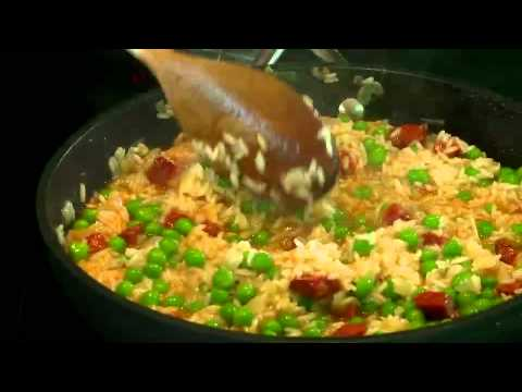 Mark Sargeant: My Kind of Cooking: Quick Paella With Hot Smoked Salmon ...