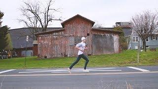 Running to Summercamp - American Version