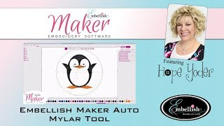 Embellish Maker Auto Mylar Tool
