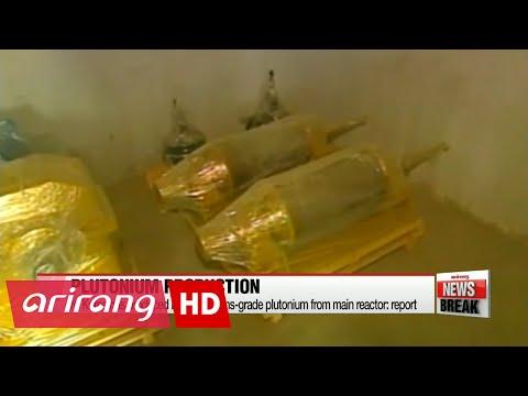 N. Korea has produced more weapons-grade plutonium from main reactor: report