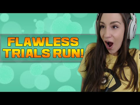 Destiny - Flawless Trials of Osiris Run!