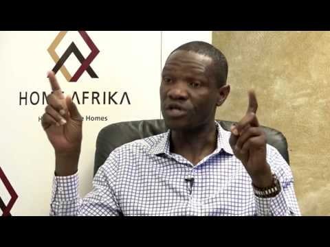 Think Tv talks to Mr Dan Awendo the Managing Director HomeAfrika Part 2