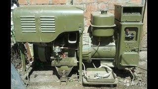 Ремонт генератора ГАБ-4-0-230-М1. Нет напряжения 220 в. Как восстановить .