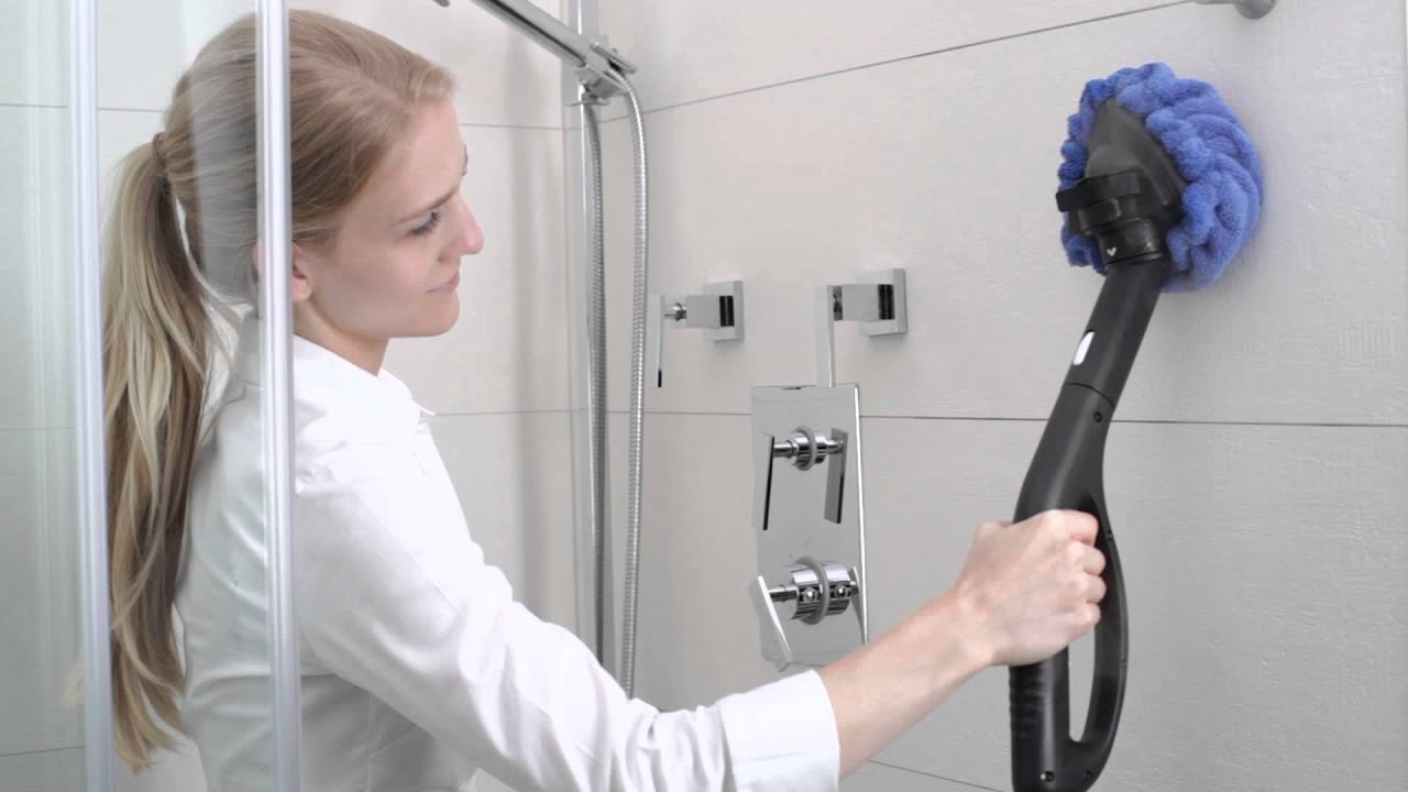 Limpieza de ba os limpiador de vapor home de dupray - Limpiar azulejos de bano ...