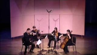 "Dvorak - String Quartet No. 12 ""American"" - III. Molto Vivace"