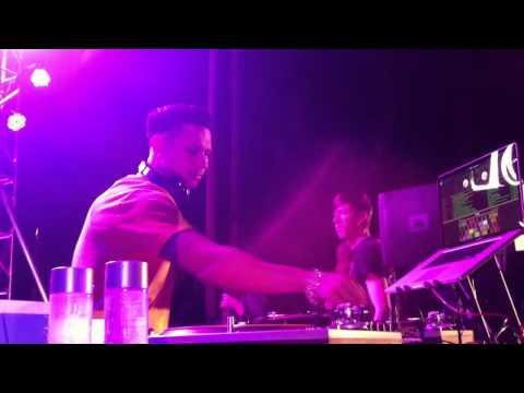 DJ Pauly D DJing at The Pool After Dark