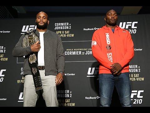 The Sherdog Radio Network: UFC 210 Preview Show, Listener Calls, TJ De Santis & Mike Fridley's Picks
