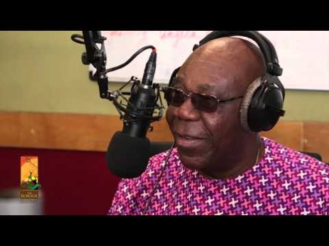 Manu Dibango interview on Capital in the Morning ahead of Koroga Festival