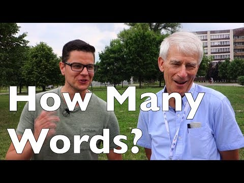 How many words do you need for B2? - Steve Kaufmann & the Power of Reading