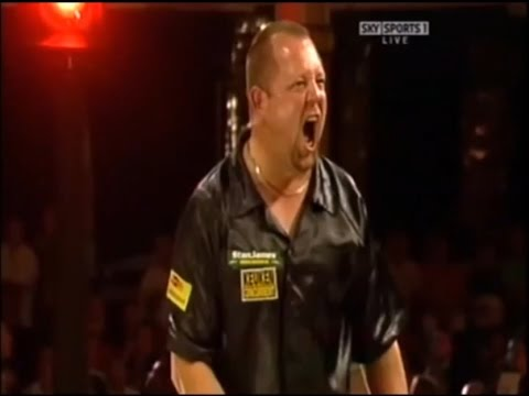 2007 World Matchplay Darts - All The High Finishes