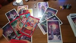 ОНЛАЙН ГАДАНИЕ Его/её истинные чувства и показные? Таро магия наслаждения, таро кристального видения