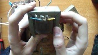 Как правильно подключить трансформатор? | RadioProsto(Разбираемся с трансформаторами. Всё о подключении трансформаторов к сети 220 вольт., 2015-12-21T16:43:19.000Z)